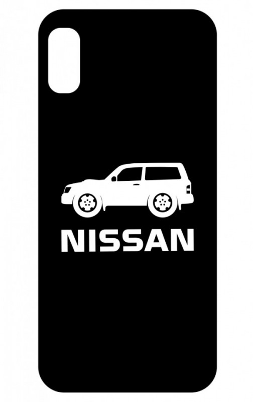 Imagens Capa de telemóvel com Nissan Patrol 120