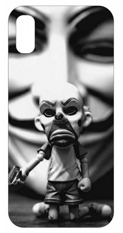 Imagens Capa de telemóvel com V For Vendetta