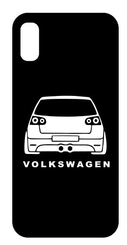 Imagens Capa de telemóvel com Volkswagen Golf 5 R32