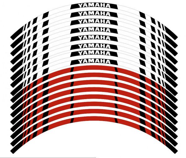 Conjunto de faixas para Jantes com Yamaha MT-07
