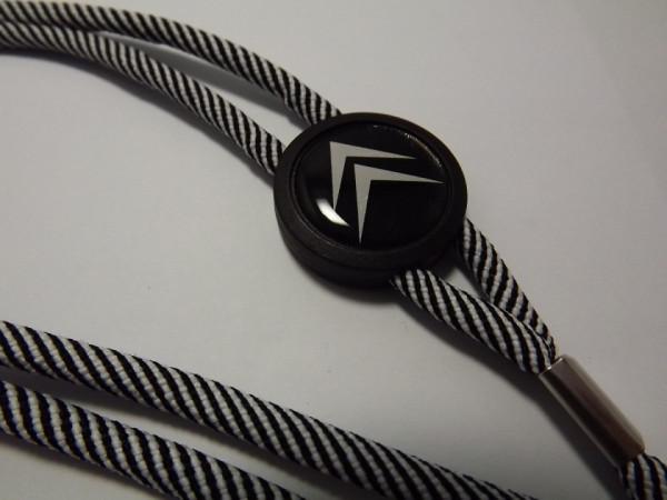 Imagens Fita Porta Chaves (lanyard) de Pescoço Ajustável para Citroen