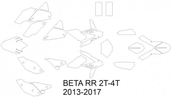 Imagens Molde -Beta RR 2T-4T 2013-2017
