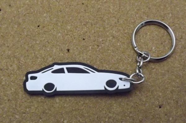 Porta Chaves com silhueta de BMW E92