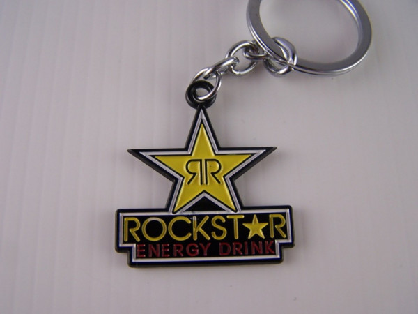 Porta Chaves - Rockstar Energy Drink
