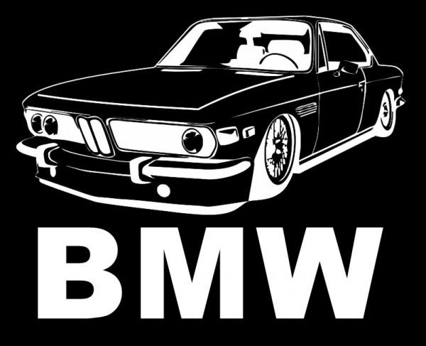 Sweatshirt com capuz BMW E9