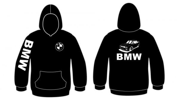 Sweatshirt com capuz para BMW E30 M3