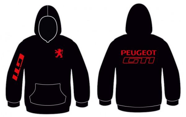 Imagens Sweatshirt com capuz para Peugeot GTI