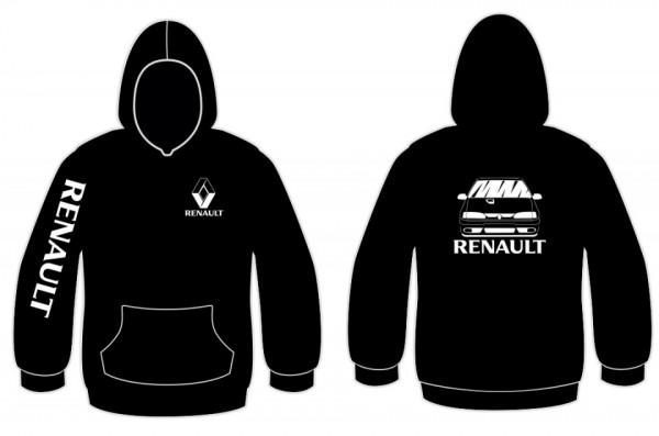 Imagens Sweatshirt com capuz para Renault 19