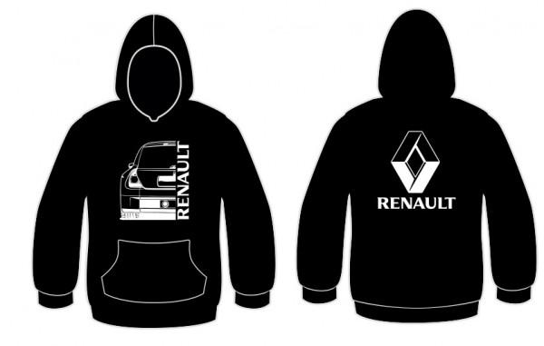 Imagens Sweatshirt com capuz para Renault Clio 2 V6