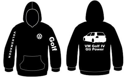 Imagens Sweatshirt com capuz para Volkswagen Golf IV