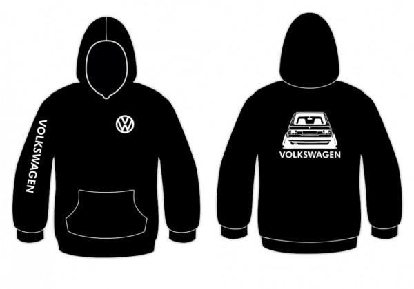 Imagens Sweatshirt para Volkswagen Golf I Traseira