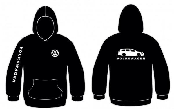 Imagens Sweatshirt para Volkswagen Passat b7