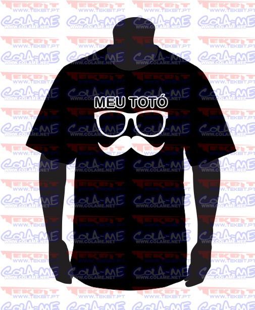 Imagens T-shirt - Meu Totó