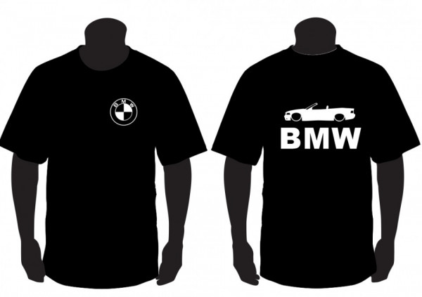Imagens T-shirt para BMW E36 Cabrio