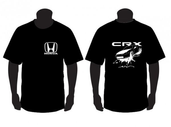 Imagens T-shirt para Honda CRX