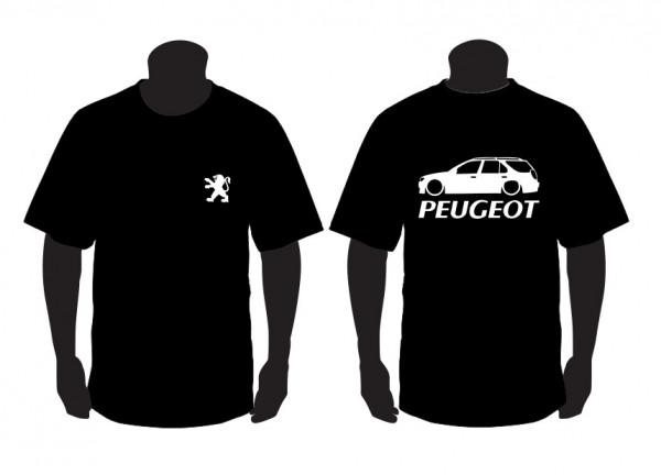 Imagens T-shirt para Peugeot 306 Station