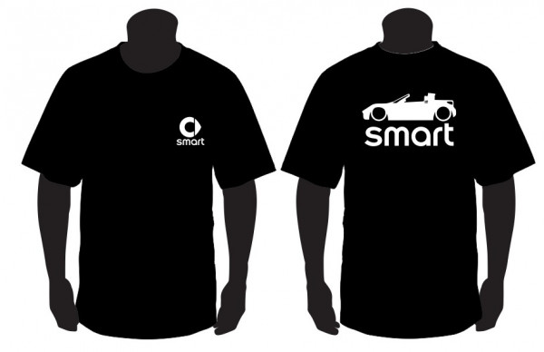 T-shirt  para Smart Roadster