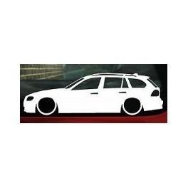 Autocolante - BMW E91 Touring