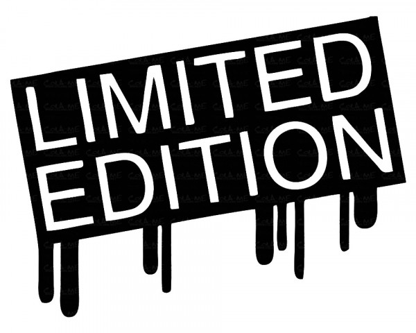 Imagens Autocolante - Limited Edtion