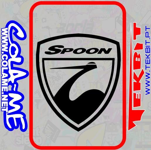 Autocolante - Spoon Sports