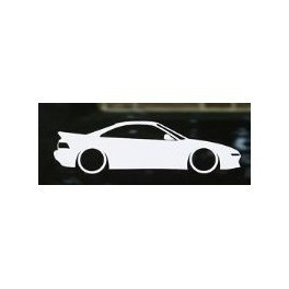 Autocolante - Toyota MR2