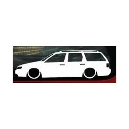 Autocolante - Volkswagen Passat B4 35i Variant