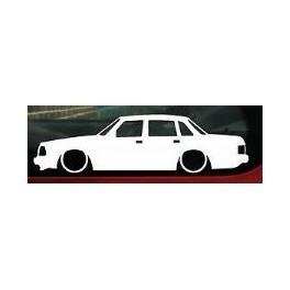 Autocolante - Volvo 200