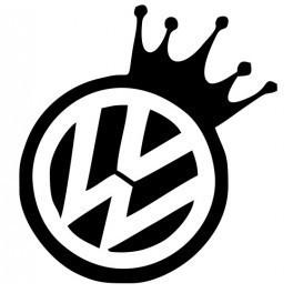 Autocolante - VW King