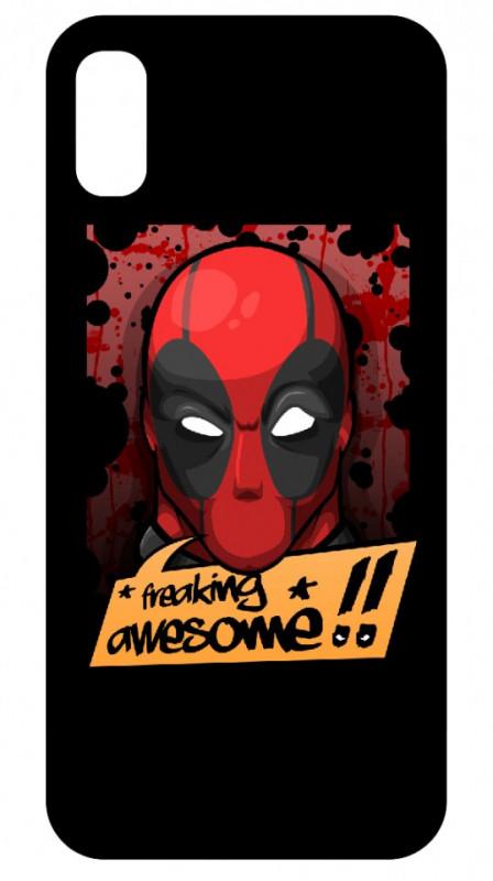 Imagens Capa de telemóvel com Deadpool