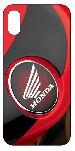 Capa de telemóvel com Honda (Moto)