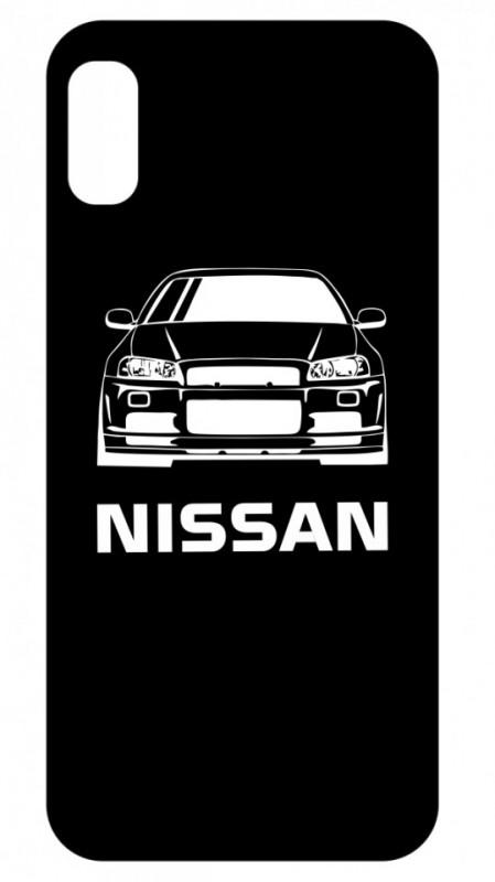 Imagens Capa de telemóvel com Nissan GTR 34