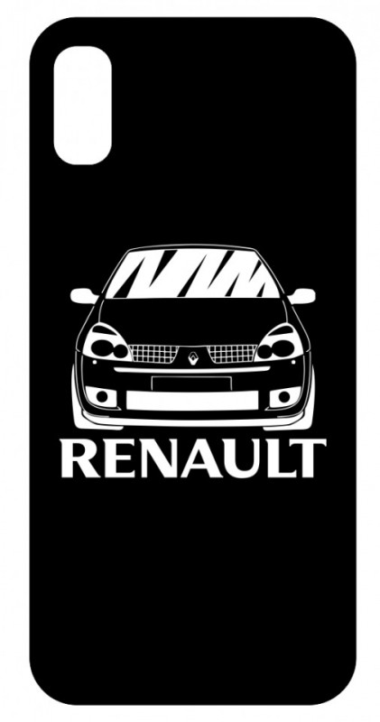 Capa de telemóvel com Renault Clio 2