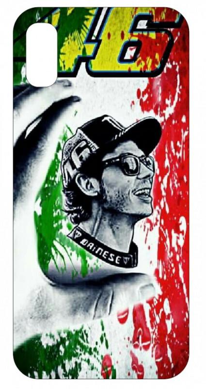 Imagens Capa de telemóvel com Valentino Rossi
