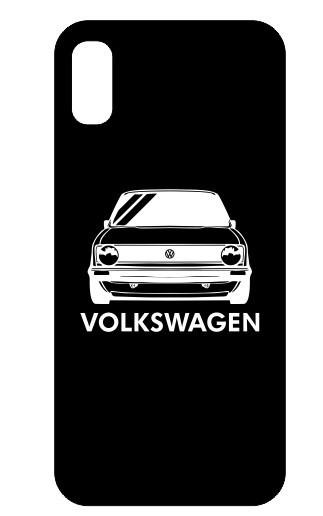 Imagens Capa de telemóvel com Volkswagen Golf 1