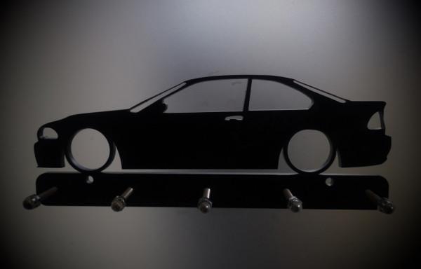 Imagens Chaveiro em Acrílico com BMW E46 coupe