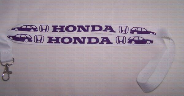 Fita Porta Chaves - Honda Civic Aerodeck