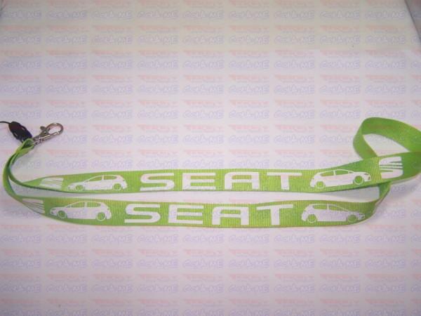 Fita Porta Chaves - Seat Leon 1P