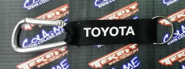 Fita Porta Chaves - Toyota