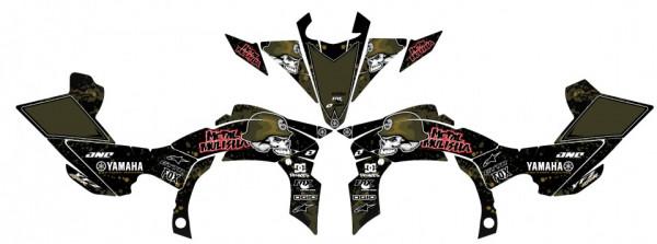 Kit Autocolantes Para Moto - Yamaha YFZ 450R 09-13