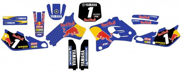 Kit Autocolantes Para Yamaha YZ 80 93-01