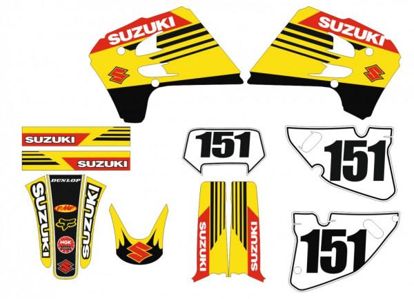 Kit Autocolantes Suzuki RMX 250 93-95