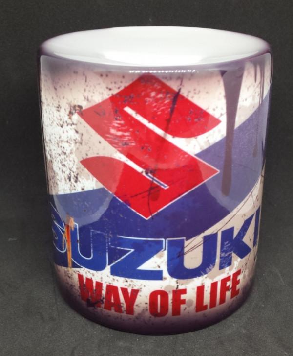 Mealheiro com Suzuki