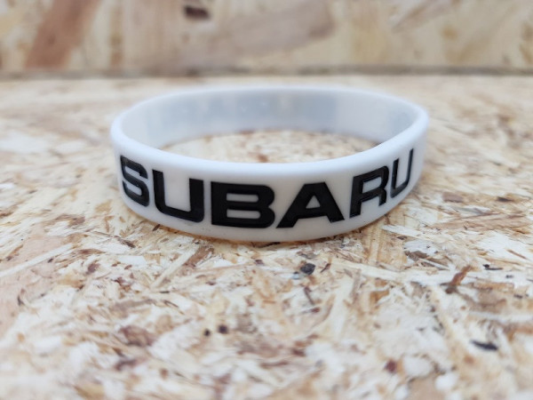 Pulseira para Subaru Branco