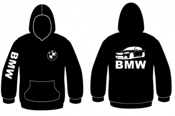 Sweatshirt com capuz para BMW M5 F10