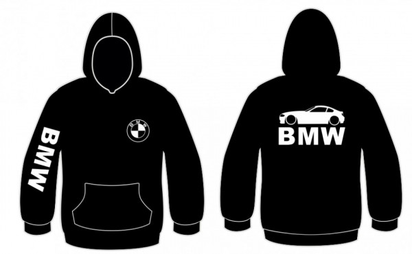 Sweatshirt com capuz para BMW Z4