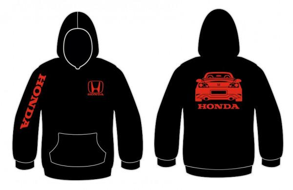 Imagens Sweatshirt com capuz para Honda S2000