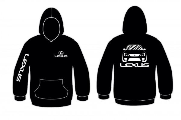 Imagens Sweatshirt com capuz para Lexus is200