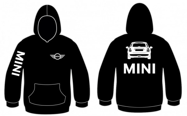 Imagens Sweatshirt com capuz para Mini Cooper S