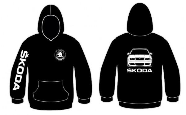 Imagens Sweatshirt com capuz para Skoda octavia 4