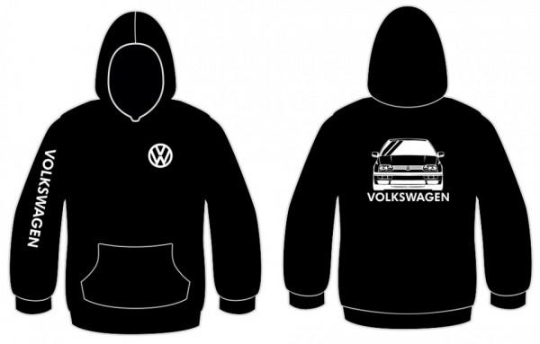 Imagens Sweatshirt com capuz para Volkswagen Golf III